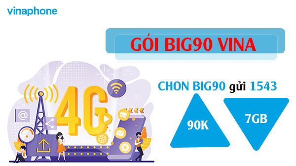 Đăng Ký Big90 Vinaphone Ưu Đãi Nhanh Nhất !